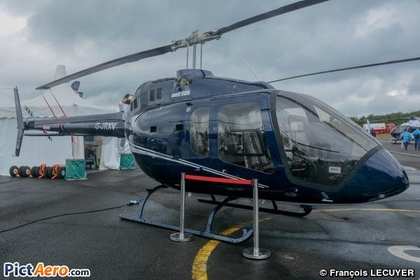 Bell 505 Jet Ranger X (Private / Privé)