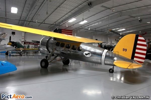 Lockheed Vega DL-1 (Commemorative Air Force)