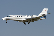 Cessna 680 Citation Sovereign (D-CAWX)