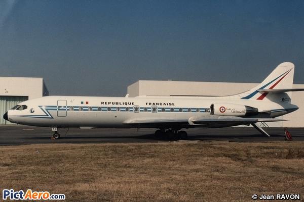 Sud SE-210 Caravelle 10B1R (France - Air Force)