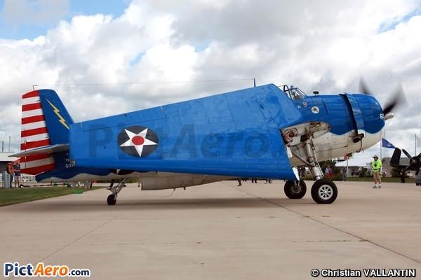 Eastern Aircraft TBM-3E Avenger (PRIVATE)