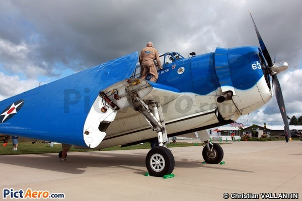 Eastern Aircraft TBM-3E Avenger (PRIVATE)