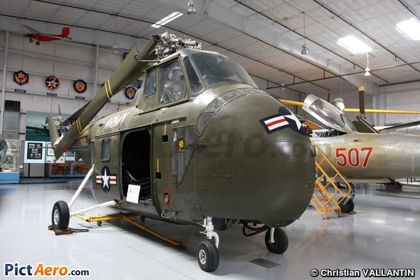 Sikorsky H-19C Chickasaw (Commemorative Air Force)