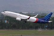 Boeing 737-86J/WL (PK-CMN)