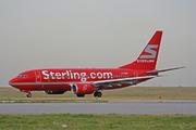 Boeing 737-7L9 (OY-MRG)
