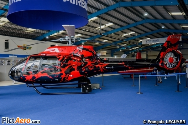Airbus Helicopter EC-130T-2 (Airbus Helicopters UK Limited)