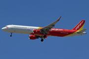 Airbus A321-211/WL (VN-A635)