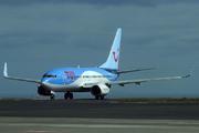 Boeing 737-7K2/WL (OO-JAL)