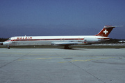 McDonnell Douglas MD-82 (DC-9-82) (HB-INW)