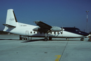 Fokker F-27-200 (OY-BVH)