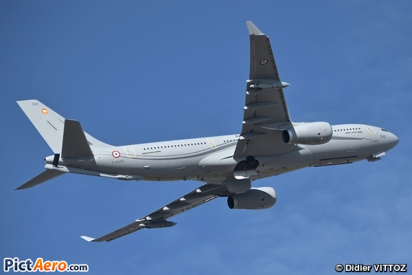 Airbus A330-243MRTT (France - Air Force)