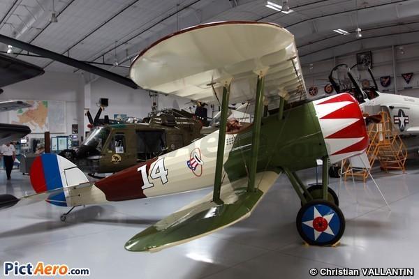 Nieuport 28 (Commemorative Air Force)