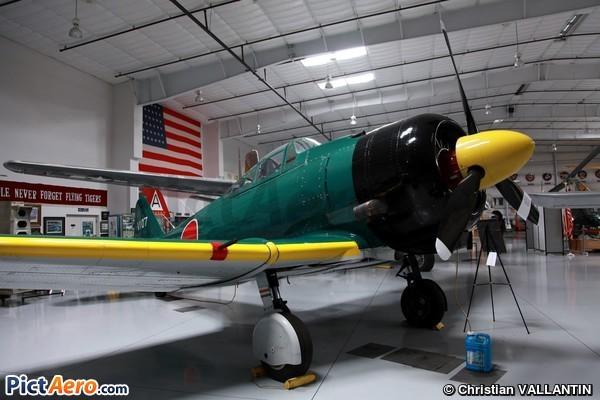 CCF AT-6 Harvard Mk.IV (Commemorative Air Force)