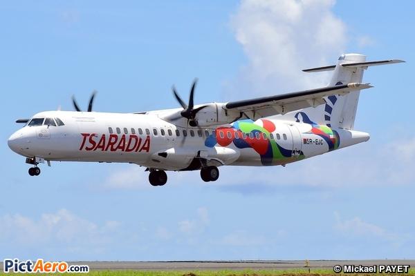 ATR 72-500 (ATR-72-212A) (Tsaradia)
