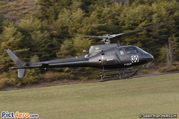 Aérospatiale AS-350 BA Ecureuil (Azur Hélicoptère SARL)