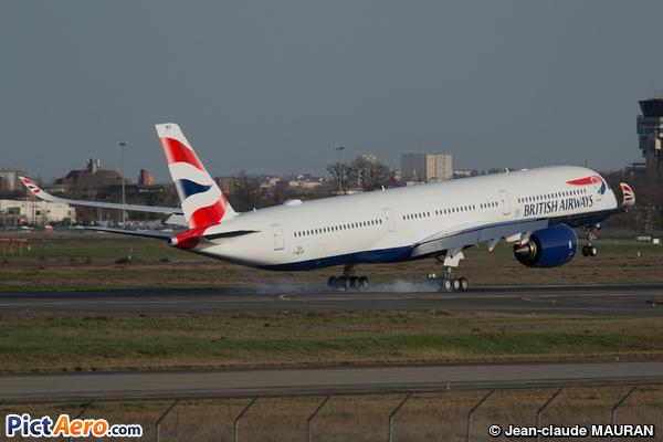 Airbus A350-1041 (British Airways)