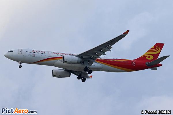 Airbus A330-343X (Hong Kong Airlines)