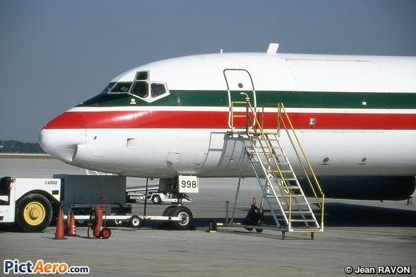 Douglas DC-8-62AF (Emery Worldwide)