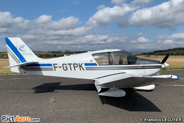 Robin DR-400-140B (Aéroclub René Barbaro de l'Aérospatiale Toulousaine - Toulouse-Lasbordes)