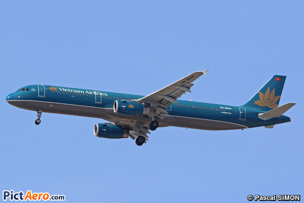 Airbus A321-231 (Vietnam Airlines)