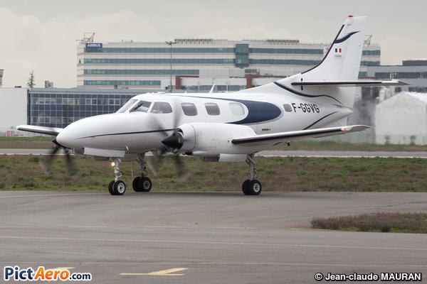Swearingen SA-226T(B) Merlin IIIB (Airlec Air Espace)