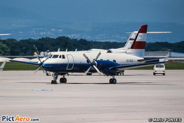 Grumman G-159 Gulfstream I (Austria - Civil Aviation Administration)