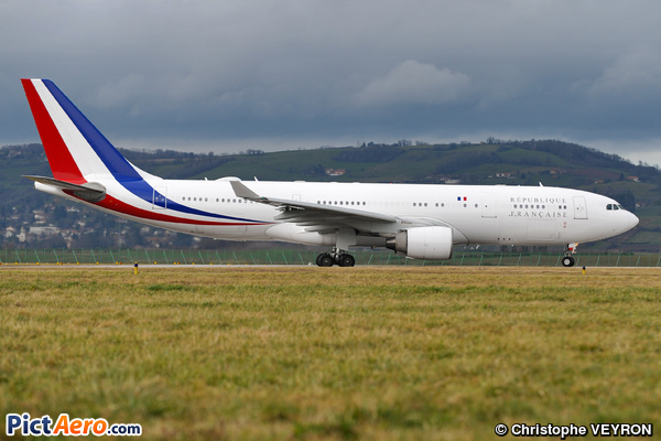 Airbus A330-223 (France - Air Force)