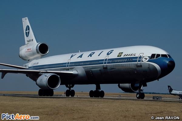 McDonnell Douglas MD-11P (Varig)