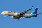 Boeing 737-86N/WL (PK-GNL)