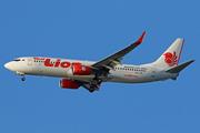 Boeing 737-8GP/WL (HS-LUL)