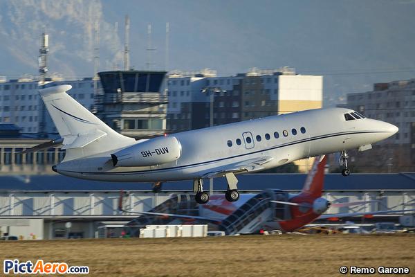 Dassault Falcon 2000EX (Private)