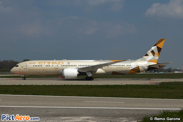 Boeing 787-9 Dreamliner (Etihad Airways)