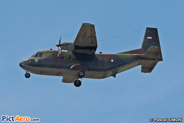 CASA NC212M-200 (Indonesia - Air Force)