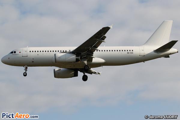 Airbus A320-232 (Etihad Airways)