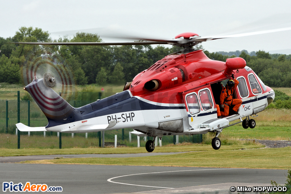 A139 (CHC Helicopters Netherlands)