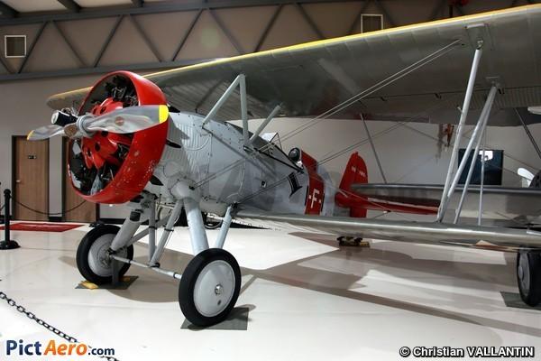 Boeing P-12E/F4B-3  (Planes of Fame Museum Chino California)