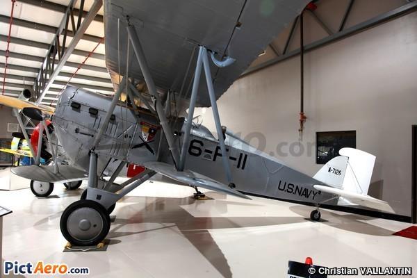 Boeing F5-B Hawk (Planes of Fame Museum Chino California)