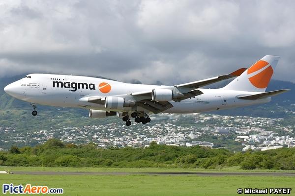 Boeing 747-45EBD/SF (Air Atlanta Icelandic)