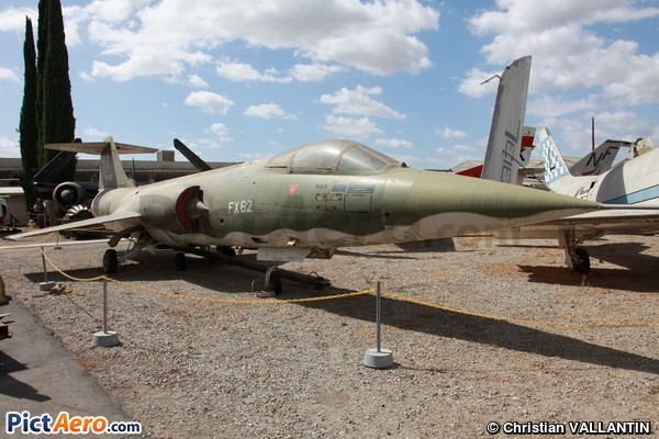Lockheed F-104G (Planes of Fame Museum Chino California)