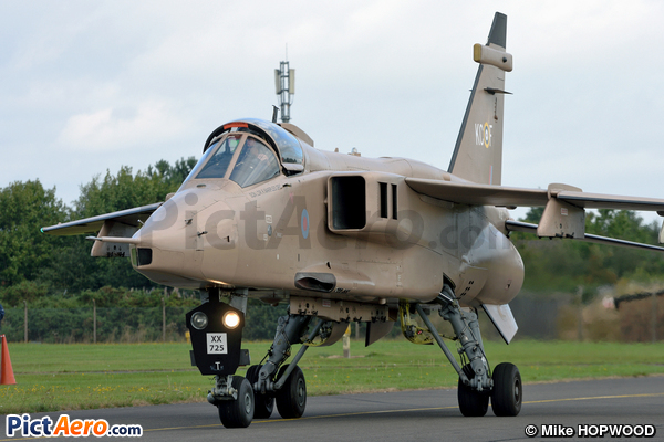 Sepecat Jaguar GR-3A (United Kingdom - Royal Air Force (RAF))