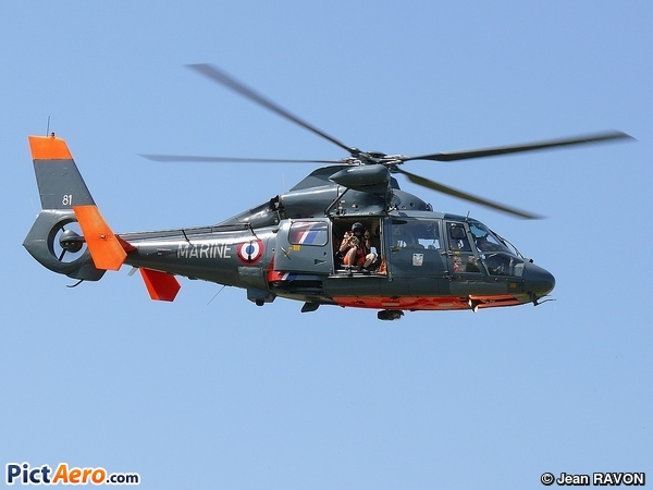 Eurocopter AS-365N-2 Dauphin 2 (France - Navy)