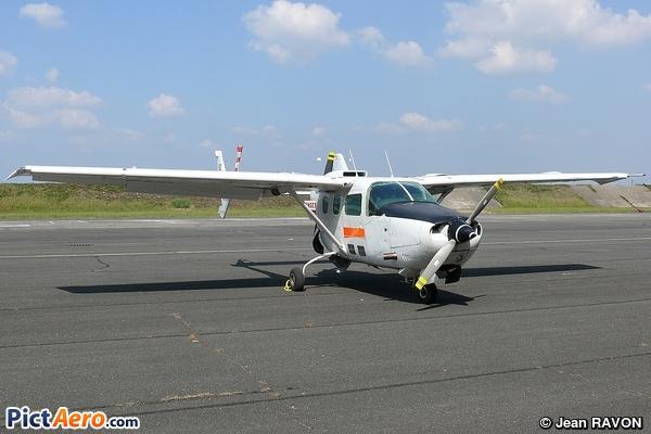 Reims FTB 337G Skymaster (Conservatoire de l'Air et de l'Espace d'Aquitaine)
