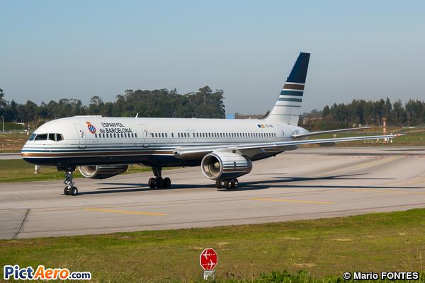 Boeing 757-256 (Privilege Style)
