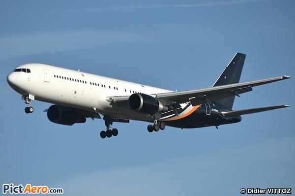 Boeing 767-36N/ER (Titan Airways)