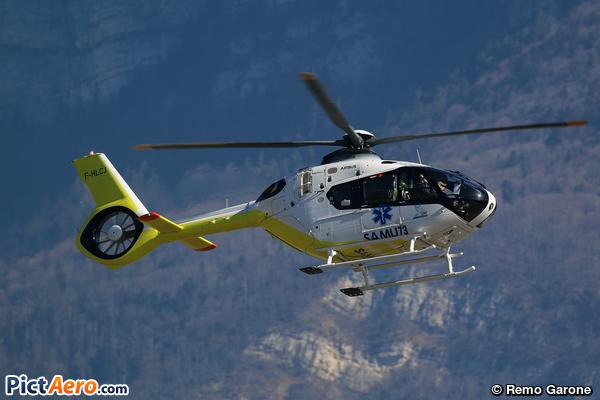 Eurocopter EC-135T3 (SAF - Secours Aérien Français )