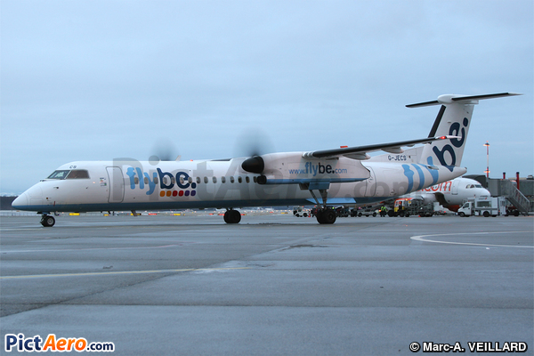 De Havilland Canada DHC-8-402Q Dash 8 (Flybe)