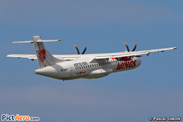 ATR 72-212A  (Wings Air)