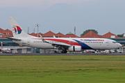 Boeing 737-8FZ/WL (9M-MLJ)
