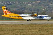 ATR72-600 (ATR72-212A) (G-OGFC)