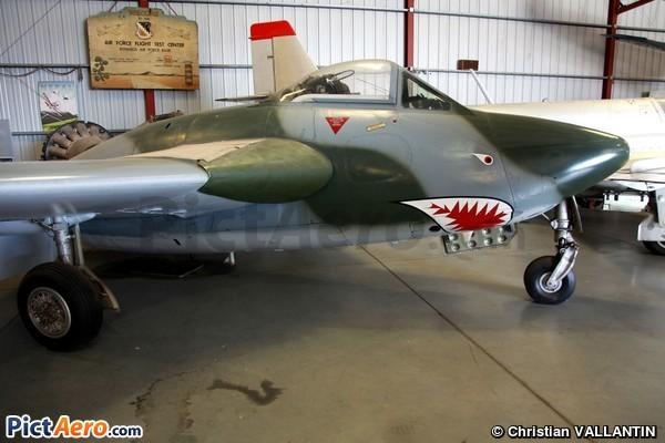 De Havilland Vampire FB.6 (DH-100) (Planes of Fame Museum Chino California)